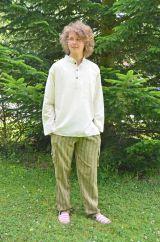 Natural Cotton Shirt